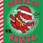 恐竜なのにサンタが怖い!?「Dinosaur vs. Santa」 ★動画有