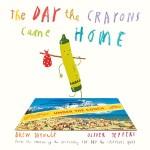 ウィットに富んだランキング入り絵本♪「The Day the Crayons Came Home」 ★動画有