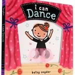 2015年の可愛い仕掛け絵本♪「I Can Dance」  ★動画有