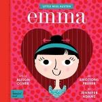 感情を表現した可愛い2015年の絵本♪「Emma: A BabyLit Emotions Primer」 ★動画有