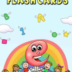 【アプリ】Baby Flash Cards : 450+ flashcards