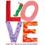 はらぺこ青むしのバレンタイン版♡「Love from The Very Hungry Caterpillar」