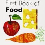 当てっこゲームができる食べ物の絵本「My Very First Book of Food」