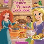 英語でクッキング「The Disney Princess Cookbook」