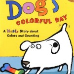 真っ白い犬が遊んでいるうちにどんどんカラフルに…!「Dog's Colorful Day」★動画有
