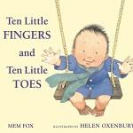 可愛いお手てがたくさん♪「Ten Little Fingers and Ten Little Toes」★動画有