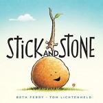 「友達とはなんぞや」を教えてくれるランキング入りの絵本♪「Stick and Stone」★動画有