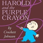 クレヨン1本で冒険の旅へ!「Harold and the Purple Crayon」★動画有