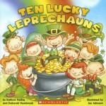 アイルランドの妖精「レプラコーン」で数を覚える♪「Ten Lucky Leprechauns」★動画有