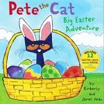 人気の「Pete the Cat」シリーズから可愛いイースターの絵本♡★動画有