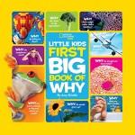 初めての「なんで?」はどんな質問でした?「National Geographic Little Kids First Big Book of Why」