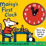 時計に興味を持ち始めたら…!「Maisy's First Clock」