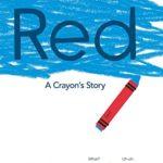 青色クレヨンにイチゴは描ける?「Red: A Crayon's Story」★動画有