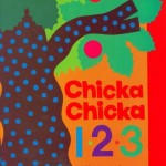 リズミカルに楽しく数字で遊ぶなら♪「Chicka Chicka 1, 2, 3」★動画有