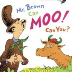 いろんな音を英語で表現!「Mr. Brown Can Moo! Can You?」★動画有