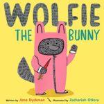 オオカミがウサギの弟に!?「Wolfie the Bunny」★動画有