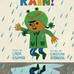 雨の日の合言葉は…「Ribbit!」★動画有