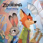 最新ディズニー映画で英語にふれる♪CD付き「Zootopia」★動画有