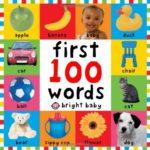 最初に覚える!?100個の英単語♪「First 100 Words」