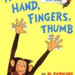 手で何ができるかな?リズムに乗って♪「Hand, Hand, Fingers, Thumb」★動画有