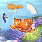 ドリーを見る前にニモを絵本でもう1回♪「Finding Nemo Read-Along Storybook and CD」