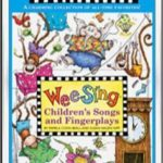 英語の歌で手遊びを♪「Wee Sing Children's Songs and Fingerplays」