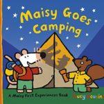 夏キャンプの前に読みたい♪「Maisy Goes Camping」★動画有