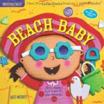 海にも持っていける濡れない絵本♪「Beach Baby」