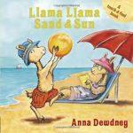 海!…にラマ!?(笑)「Llama Llama Sand and Sun」★動画有