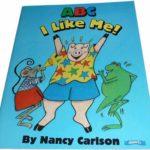 可愛いコブタさん定番絵本のABC版♪「ABC I Like Me」★動画有