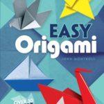 雨の日は、おうちで指先を使った英語遊びを♪「Easy Origami」