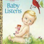 赤ちゃんが大好きな音がたくさん♪「Baby Listens」