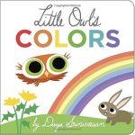 森の仲間で色を学ぶ♪「Little Owl's Colors」