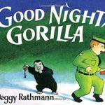 ゴリラの出てくる定番の英語絵本といえば♪「Goodnight Gorilla」★動画有