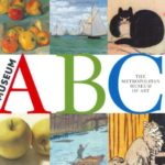 美術館でアルファベットを学ぶ…!「Museum ABC」
