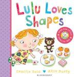 ピクニックで学べる「形」♡「Lulu Loves Shapes」★動画有
