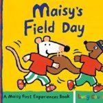 メイシーちゃんの運動会♪「Maisy's Field Day」