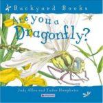 そろそろトンボの季節です♪「Are You a Dragonfly?」★動画有