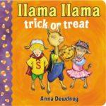人気のラマシリーズからハロウィン版♡「Llama Llama Trick or Treat」★動画有