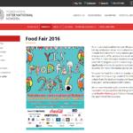まるで外国に来たみたい!?「Food Fair 2016」