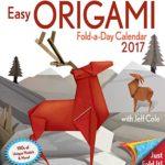 来年は遊べる英語のカレンダーを♪「Easy Origami Fold-a-Day 2017 Calendar」