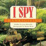 人気のミッケ!シリーズ「I Spy Thanksgiving」★動画有