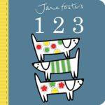 プレゼントで数字の英語絵本を送るならコレ!「Jane Foster's 123」