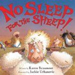聞いても読んでも楽しい!「No Sleep for the Sheep!」★動画有