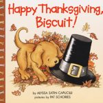 11月といえば…「Happy Thanksgiving, Biscuit!」★動画有