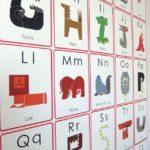 可愛いカードセットを撥水に♪「ABC Animals card set」