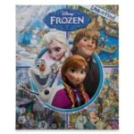 アナ雪でミッケ!「Disney Frozen Look and Find」★動画有