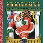 クラシックなサンタさんの絵本ならコレ!「The Night Before Christmas」★動画有