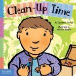 大掃除に向けて!「Clean-Up Time」