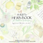 今日は七草粥の日♪「Kid's Herb Book」